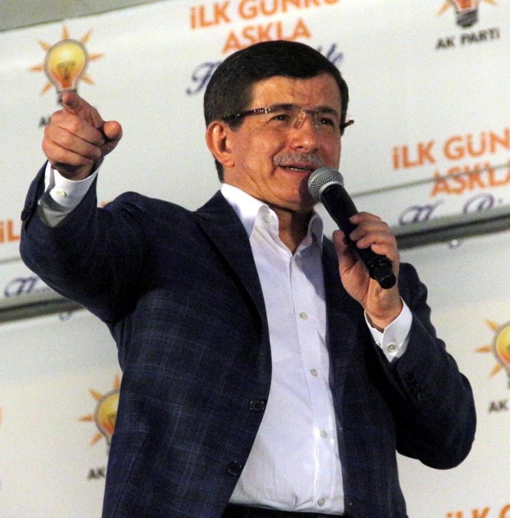 Başbakan Davutoğlu Samsun Mitinginde Konuştu galerisi resim 12