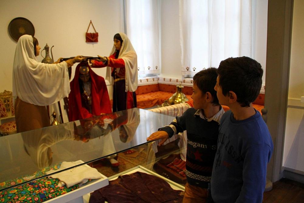 Samsunlu Çocuklar İlk Kez Müze Gezdi galerisi resim 3