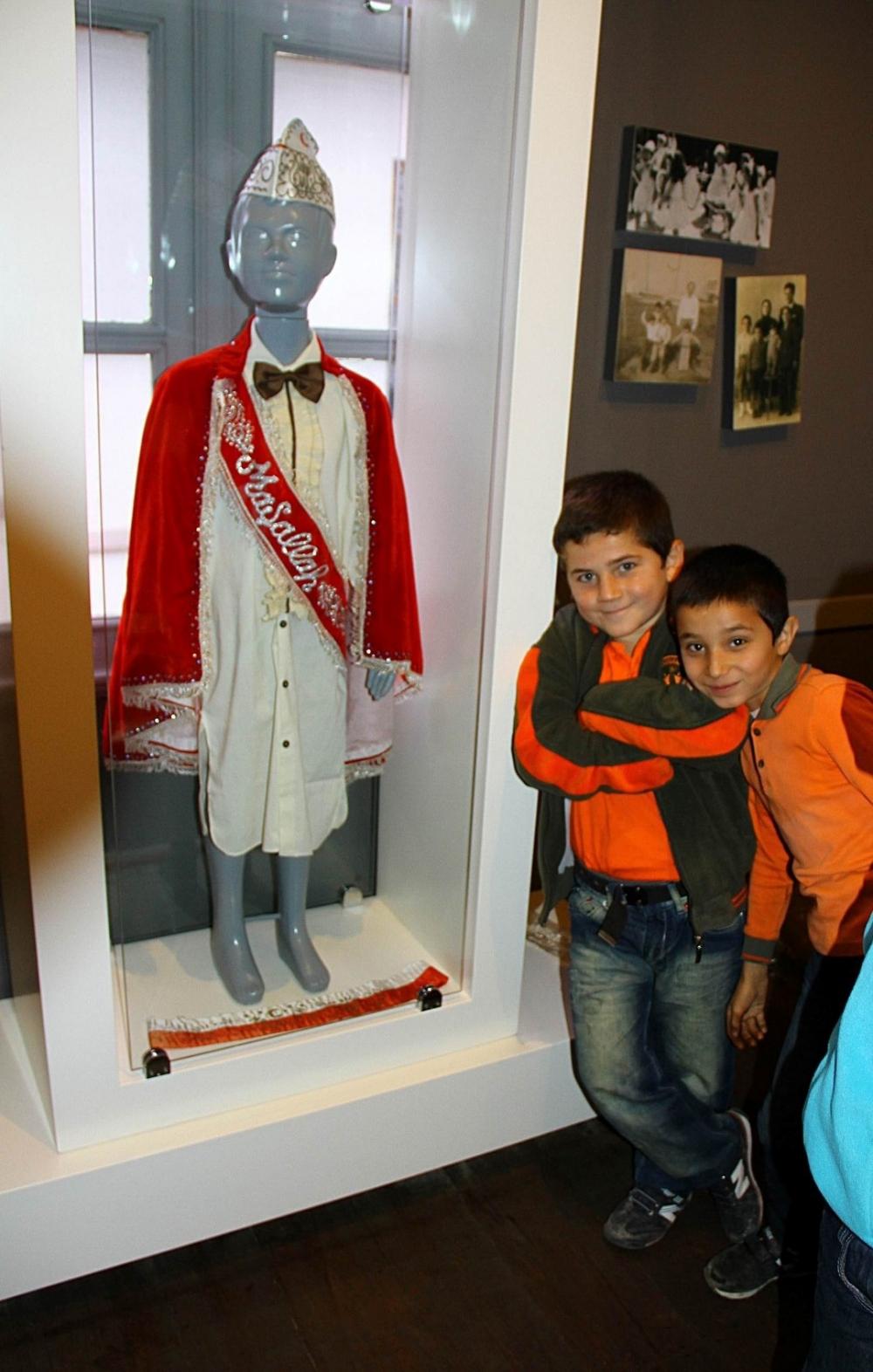 Samsunlu Çocuklar İlk Kez Müze Gezdi galerisi resim 4