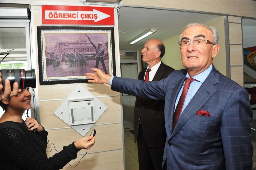Başkan Yusuf Ziya Yılmaz Lise Yıllarına Döndü galerisi resim 9