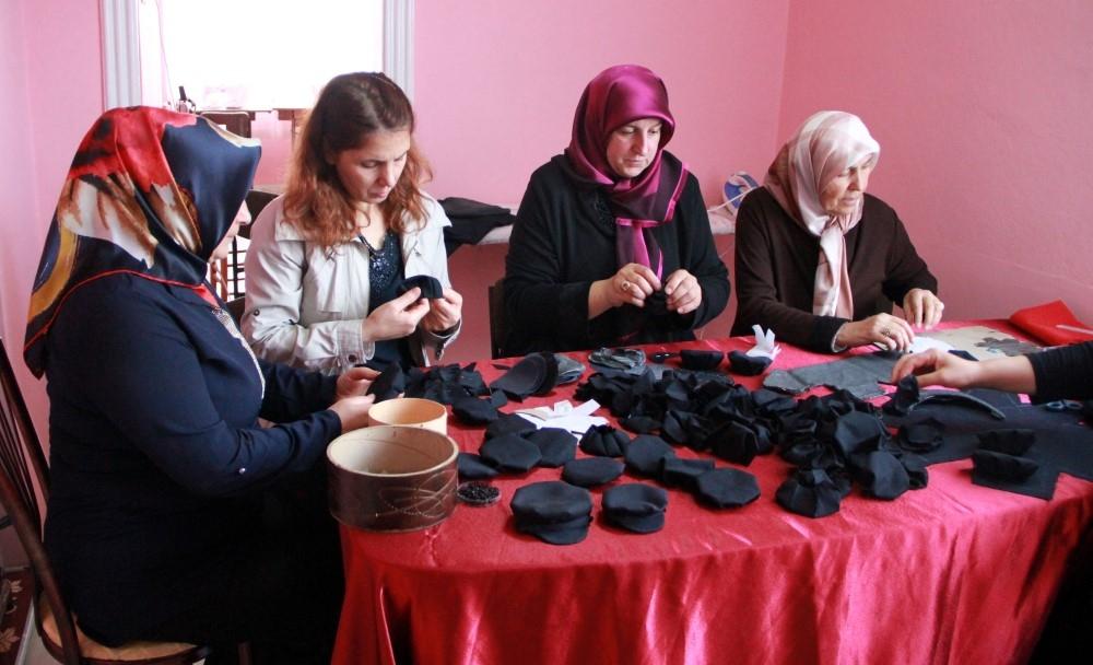 Samsun'da Kadınlar 8 Köşe Yapıyor galerisi resim 2