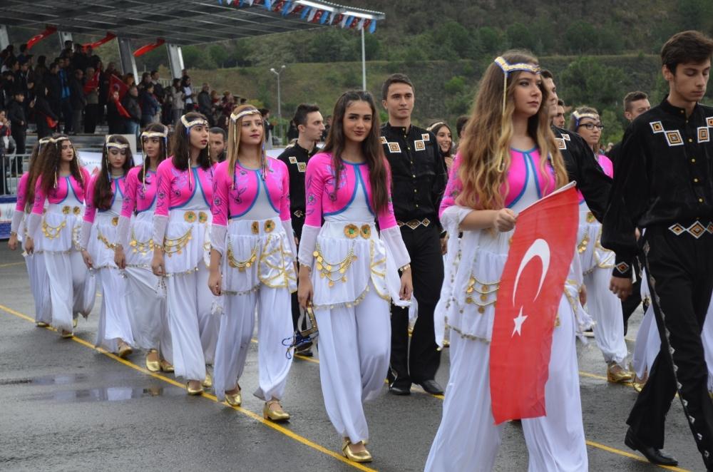 Samsun'da 29 Ekim Kutlamaları galerisi resim 5