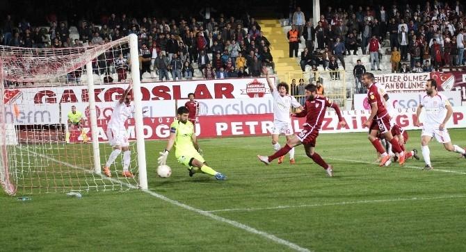 Elazığspor-Samsunspor Maçından Kareler galerisi resim 3