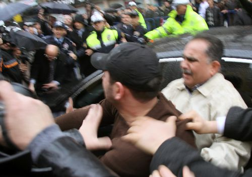Samsunda Ahmet Türke yumruklu saldırı galerisi resim 5