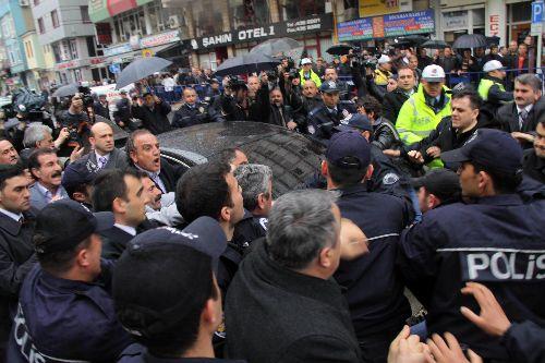 Samsunda Ahmet Türke yumruklu saldırı galerisi resim 6