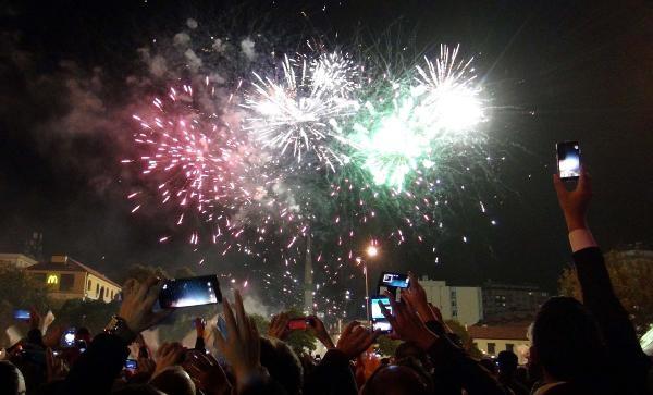 Samsun'da Zafer Kutlaması galerisi resim 1