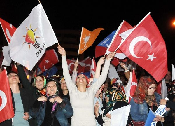 Samsun'da Zafer Kutlaması galerisi resim 3