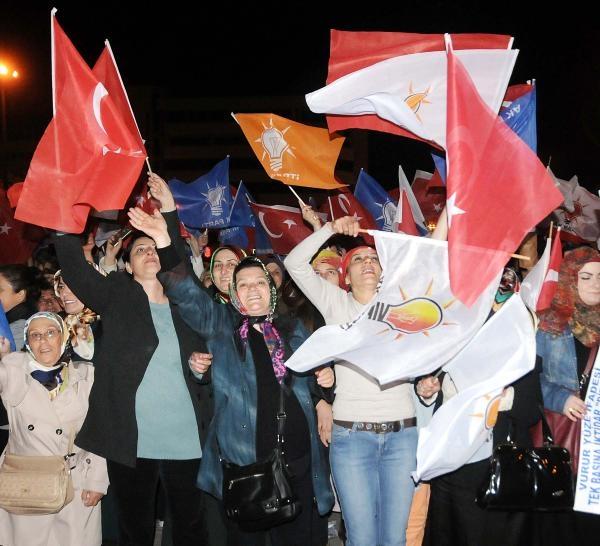 Samsun'da Zafer Kutlaması galerisi resim 6