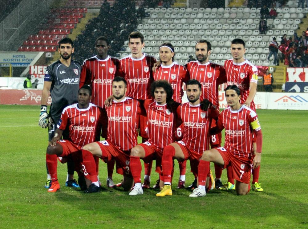Samsunspor - Adanaspor Maçından Kareler galerisi resim 3