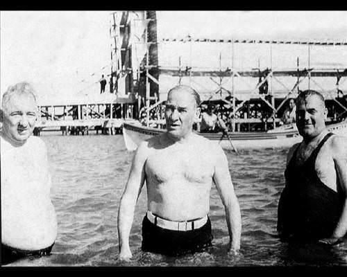 Atatürk'ün Hiç Bilinmeyen Fotoğrafları galerisi resim 15