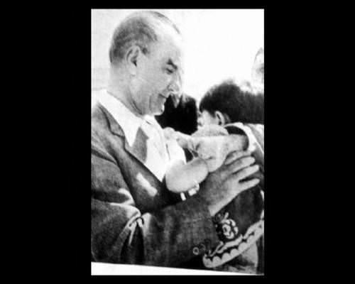 Atatürk'ün Hiç Bilinmeyen Fotoğrafları galerisi resim 23