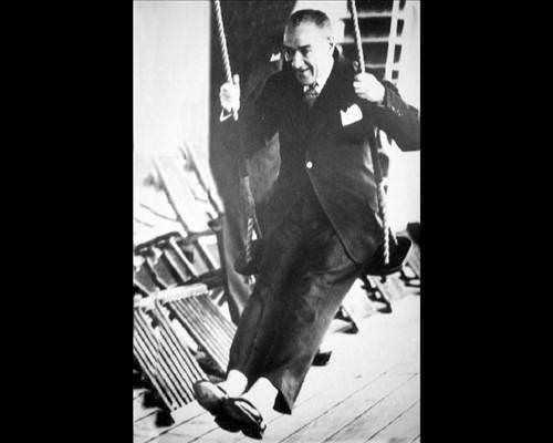 Atatürk'ün Hiç Bilinmeyen Fotoğrafları galerisi resim 27