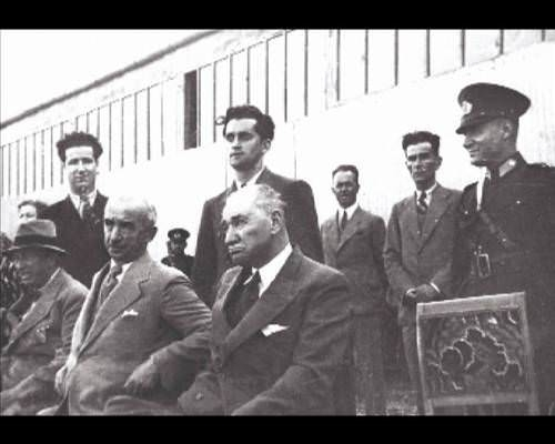 Atatürk'ün Hiç Bilinmeyen Fotoğrafları galerisi resim 35