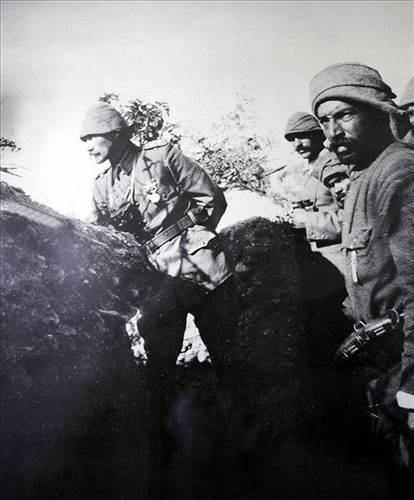 Atatürk'ün Hiç Bilinmeyen Fotoğrafları galerisi resim 36