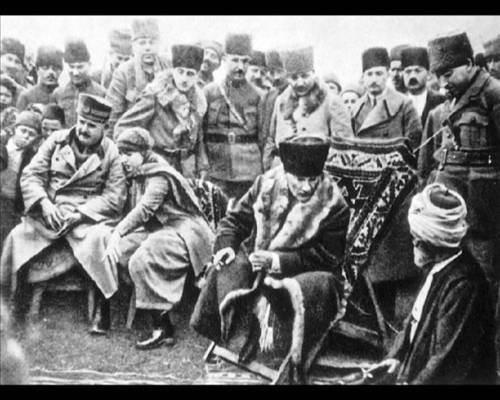 Atatürk'ün Hiç Bilinmeyen Fotoğrafları galerisi resim 37