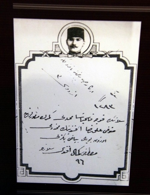 Atatürk'ün Hiç Bilinmeyen Fotoğrafları galerisi resim 7