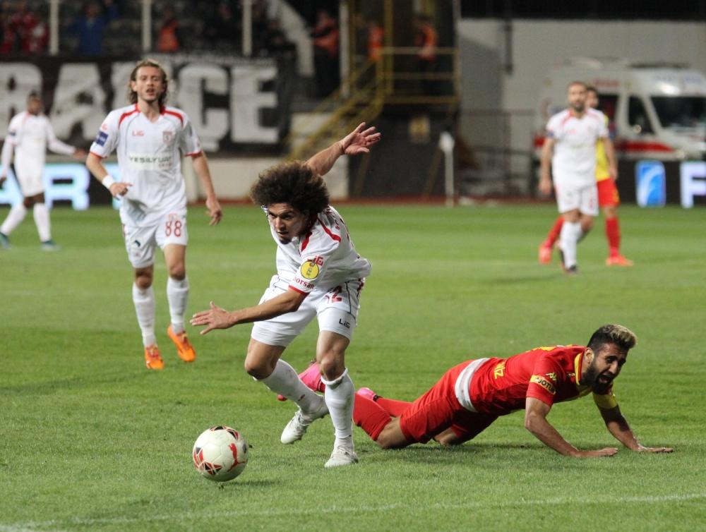 Göztepe Samsunspor Maçından Fotoğraflar galerisi resim 13