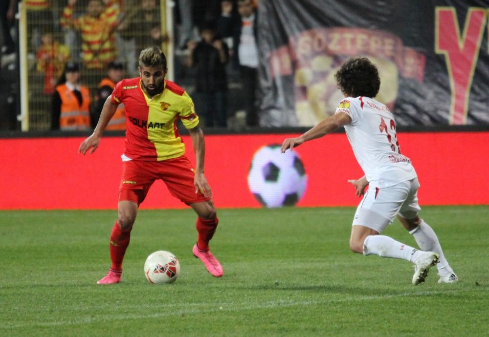 Göztepe Samsunspor Maçından Fotoğraflar galerisi resim 2