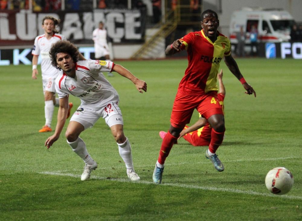 Göztepe Samsunspor Maçından Fotoğraflar galerisi resim 4
