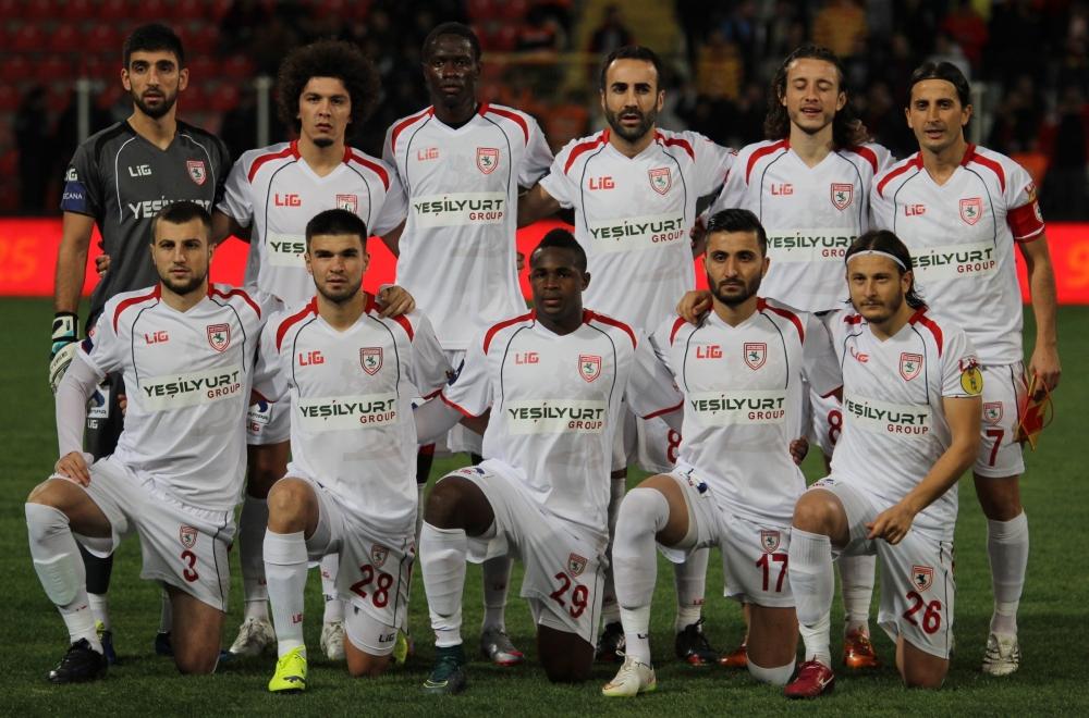 Göztepe Samsunspor Maçından Fotoğraflar galerisi resim 7