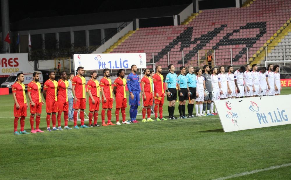 Göztepe Samsunspor Maçından Fotoğraflar galerisi resim 8