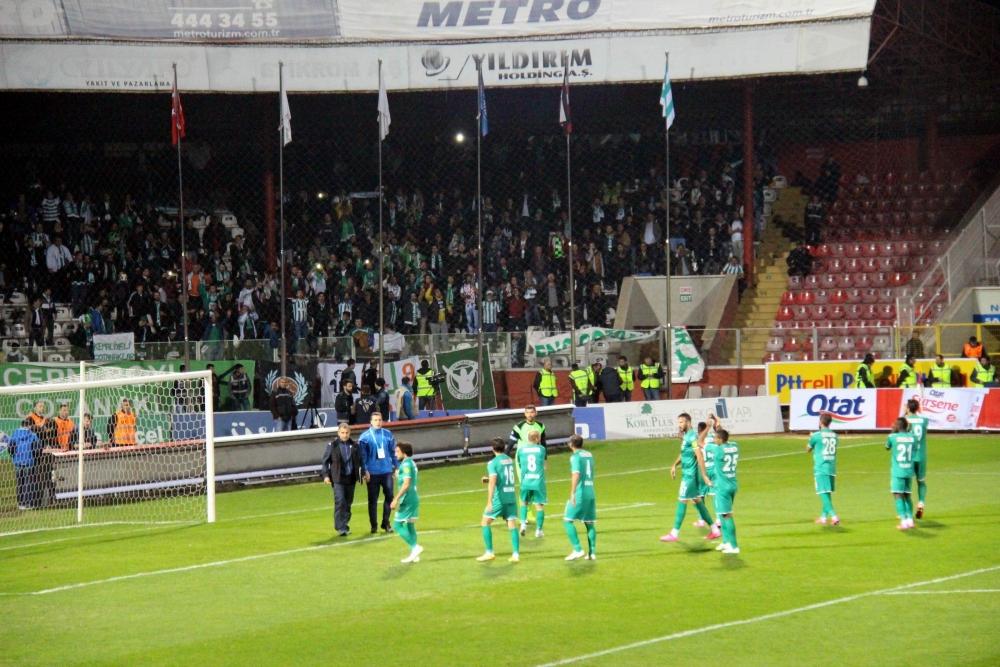 Samsunspor - Giresunspor Maçından Unutulmayan Kareler galerisi resim 3