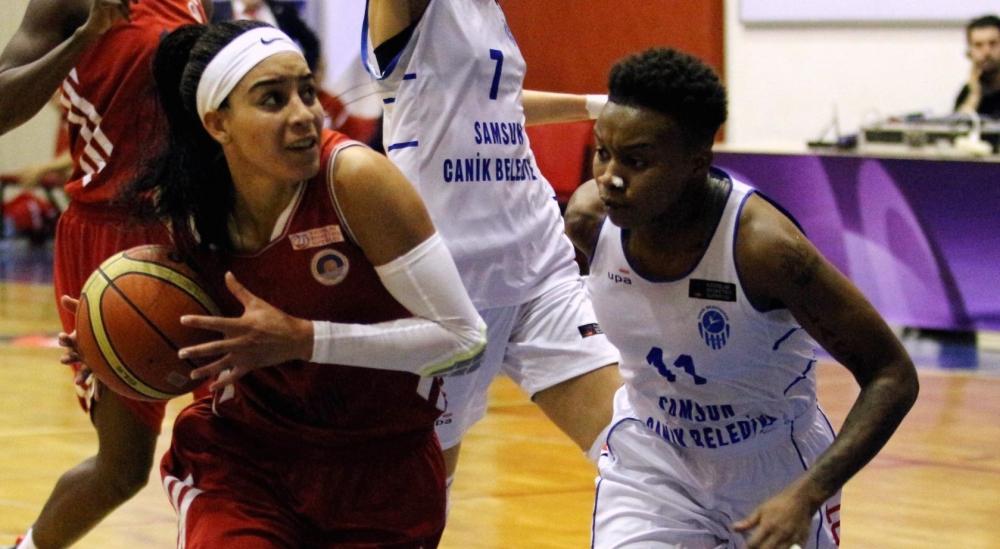 Canik Belediyespor Bayan Basketbol Takımı galerisi resim 1
