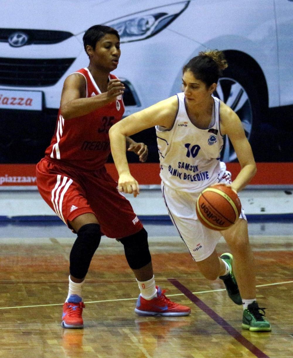 Canik Belediyespor Bayan Basketbol Takımı galerisi resim 3
