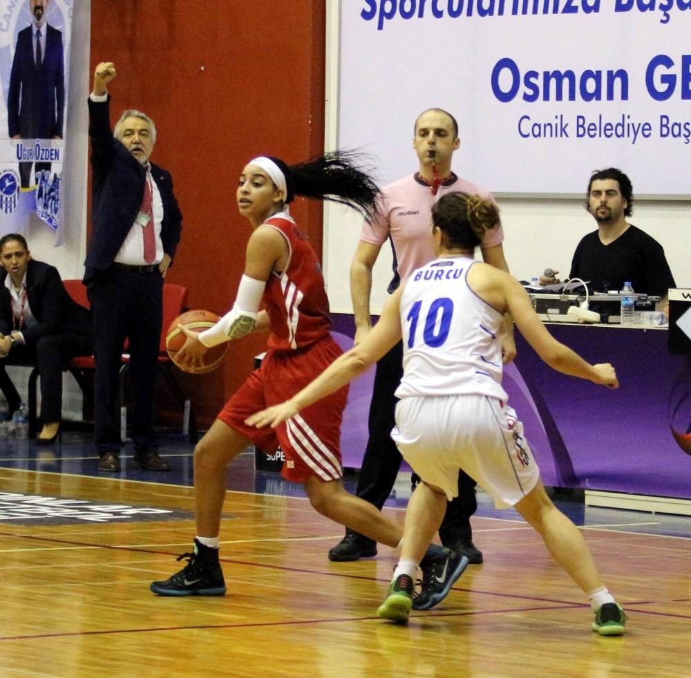 Canik Belediyespor Bayan Basketbol Takımı galerisi resim 5