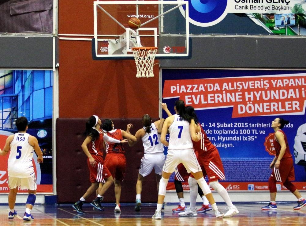 Canik Belediyespor Bayan Basketbol Takımı galerisi resim 6