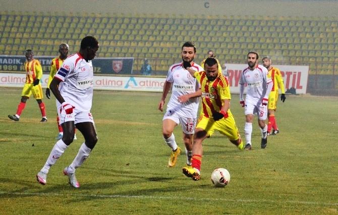 Samsunspor - Malatyaspor Maçından Kareler galerisi resim 3