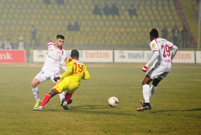 Samsunspor - Malatyaspor Maçından Kareler galerisi resim 6