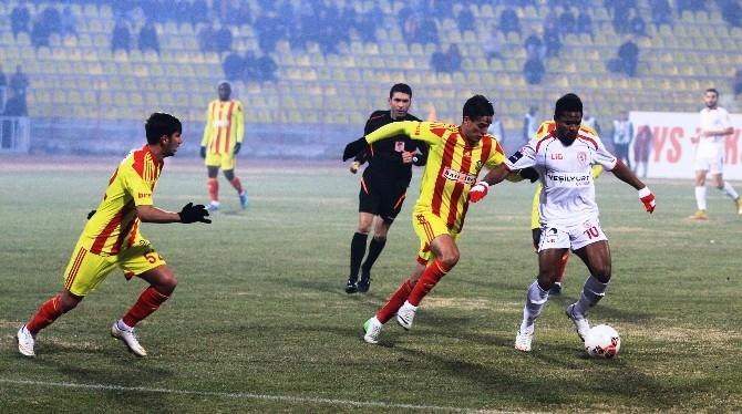 Samsunspor - Malatyaspor Maçından Kareler galerisi resim 7