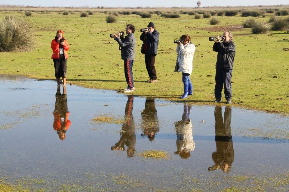 Samsun Kızılırmak Deltası Kuş Cenneti'nde Fotosafari galerisi resim 14