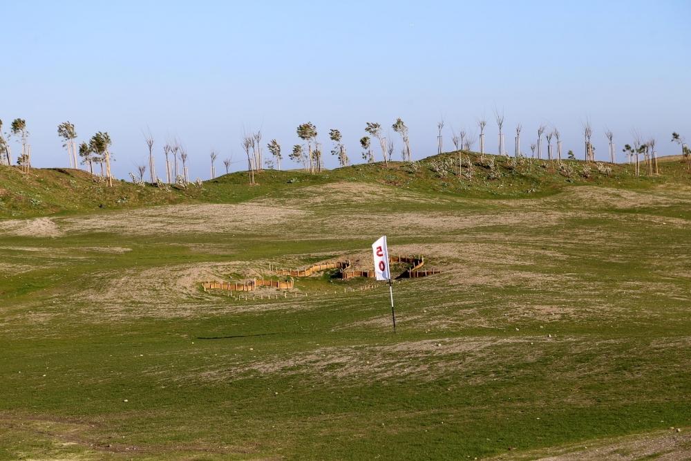 İşte Samsun Golf Sahasının Son Durumu galerisi resim 21