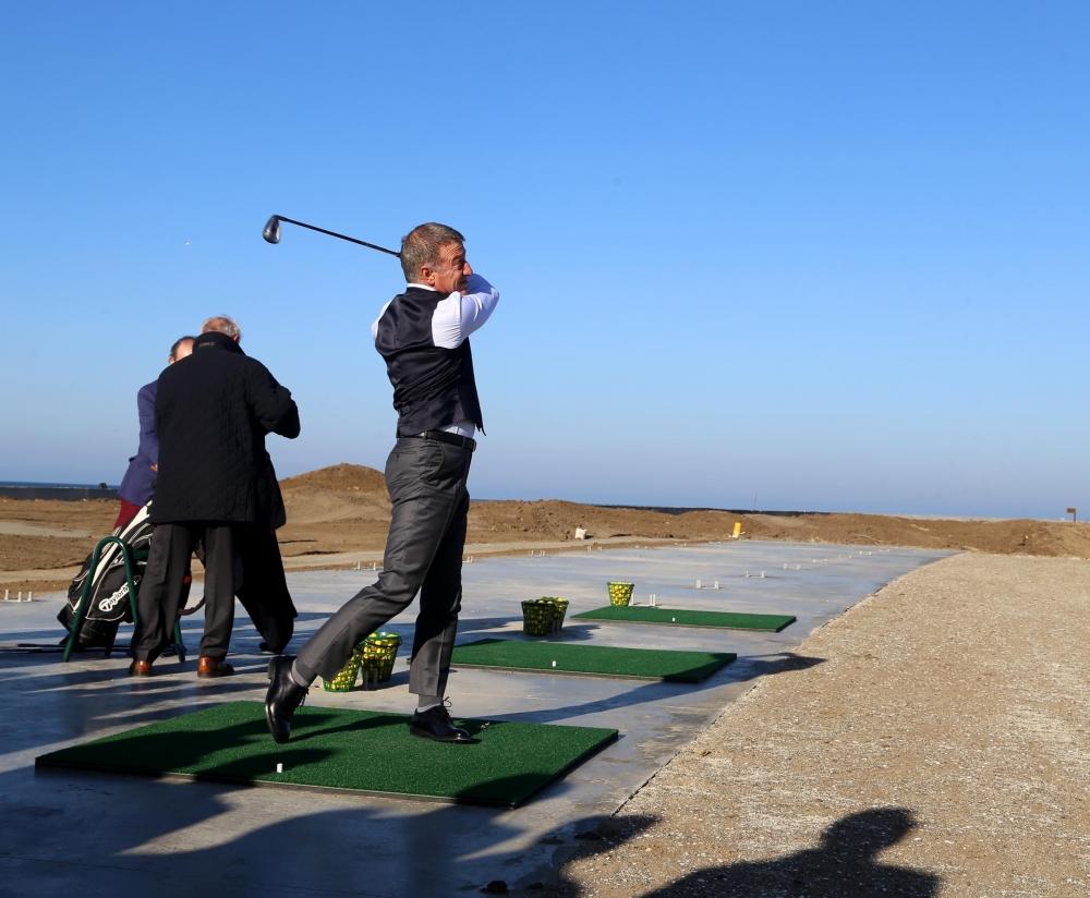 İşte Samsun Golf Sahasının Son Durumu galerisi resim 4