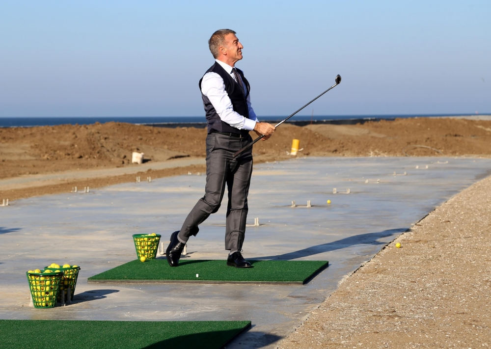 İşte Samsun Golf Sahasının Son Durumu galerisi resim 6