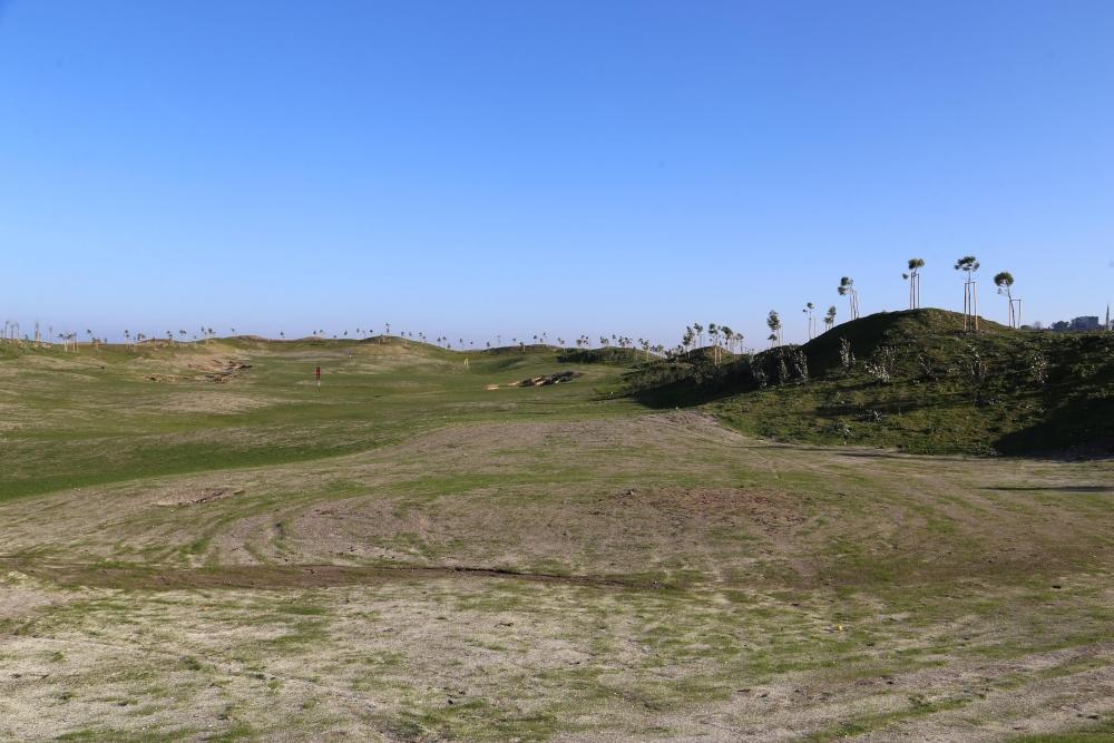 İşte Samsun Golf Sahasının Son Durumu galerisi resim 9