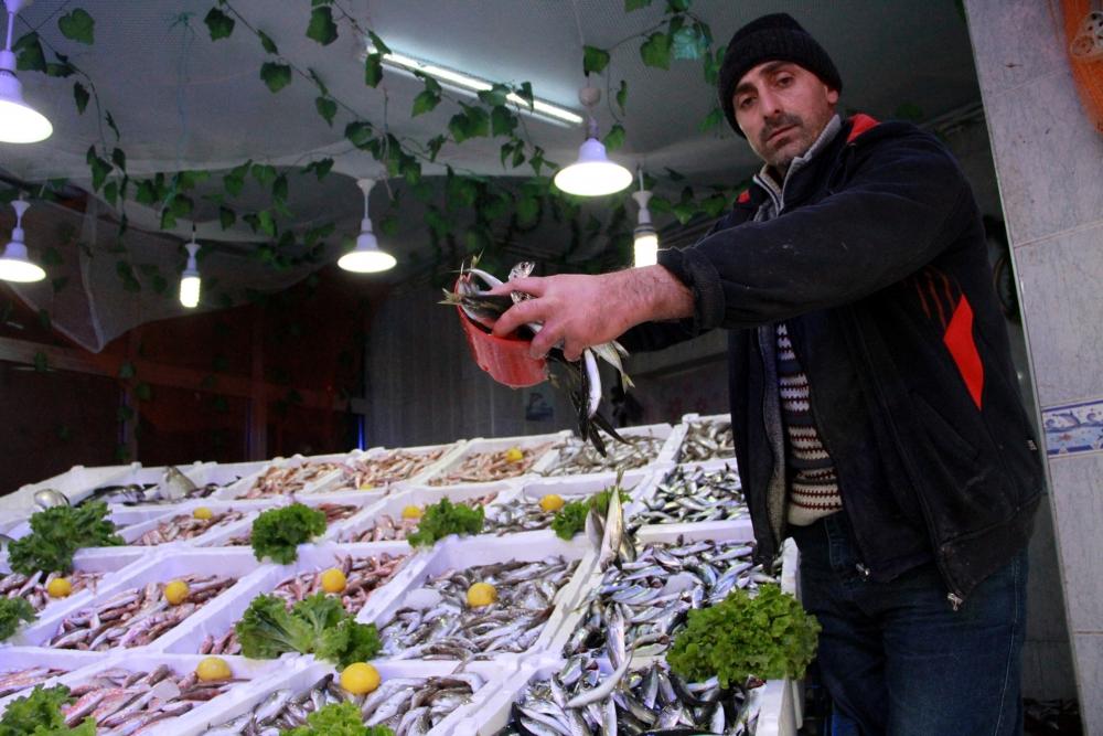 Kar Balık Fiyatlarını Artırdı galerisi resim 12
