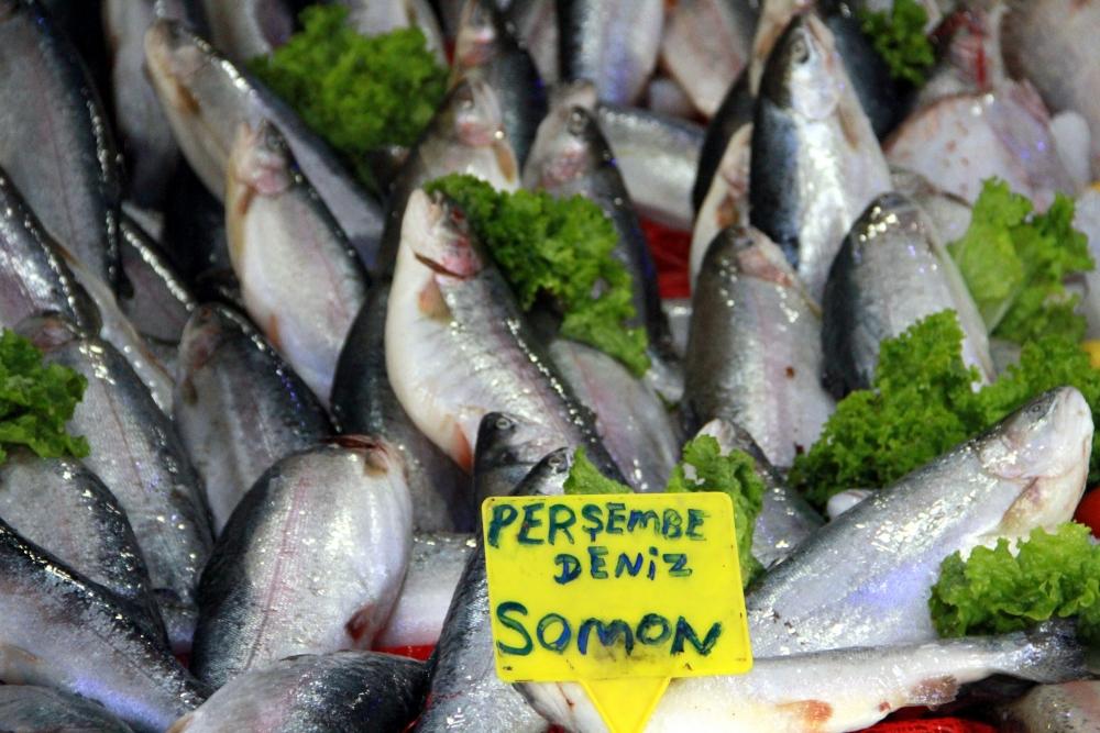 Kar Balık Fiyatlarını Artırdı galerisi resim 4
