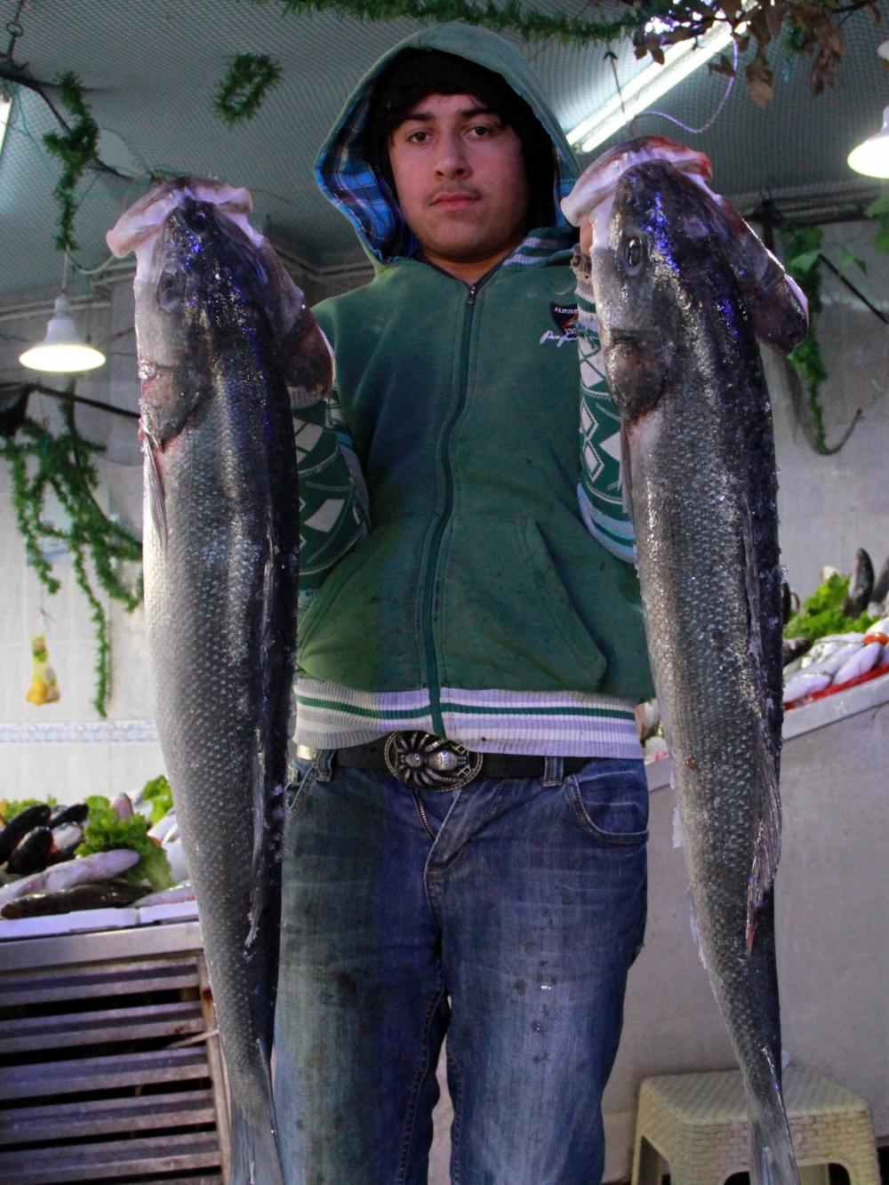 Kar Balık Fiyatlarını Artırdı galerisi resim 5
