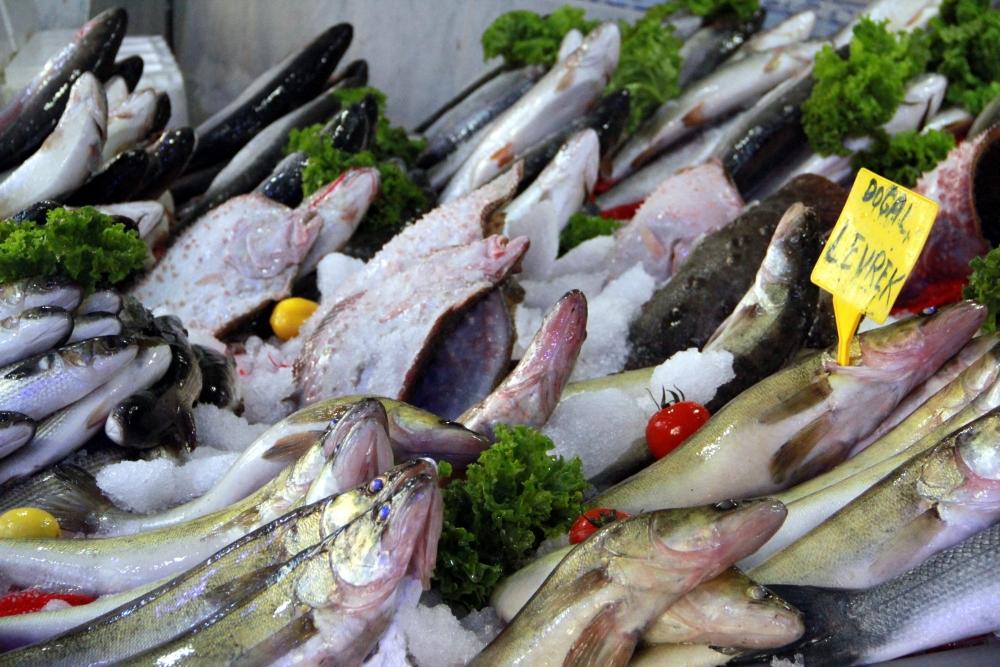 Kar Balık Fiyatlarını Artırdı galerisi resim 6