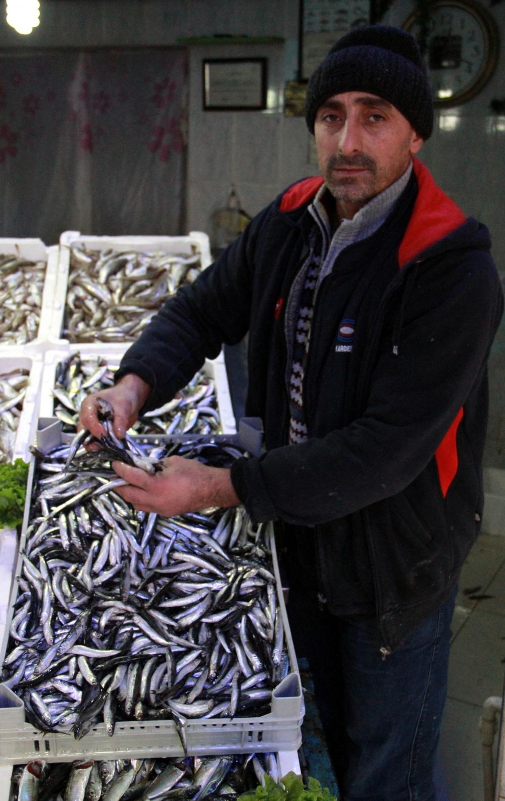 Kar Balık Fiyatlarını Artırdı galerisi resim 7