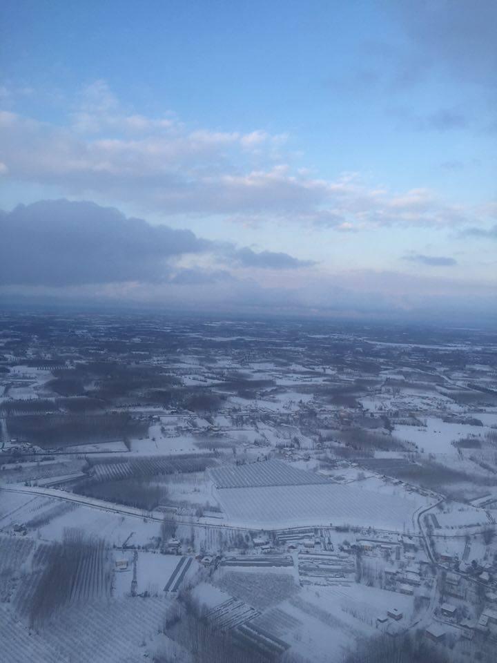 Samsun Çarşamba Kar Altında Hava Fotoğrafları galerisi resim 18