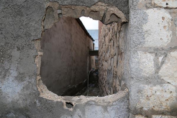 Teröristlerin kazdıkları tünel ortaya çıkarıldı galerisi resim 14