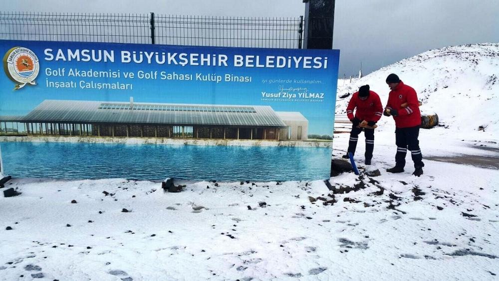 İmdada Samsun Büyükşehir Belediyesi Yetişti galerisi resim 4