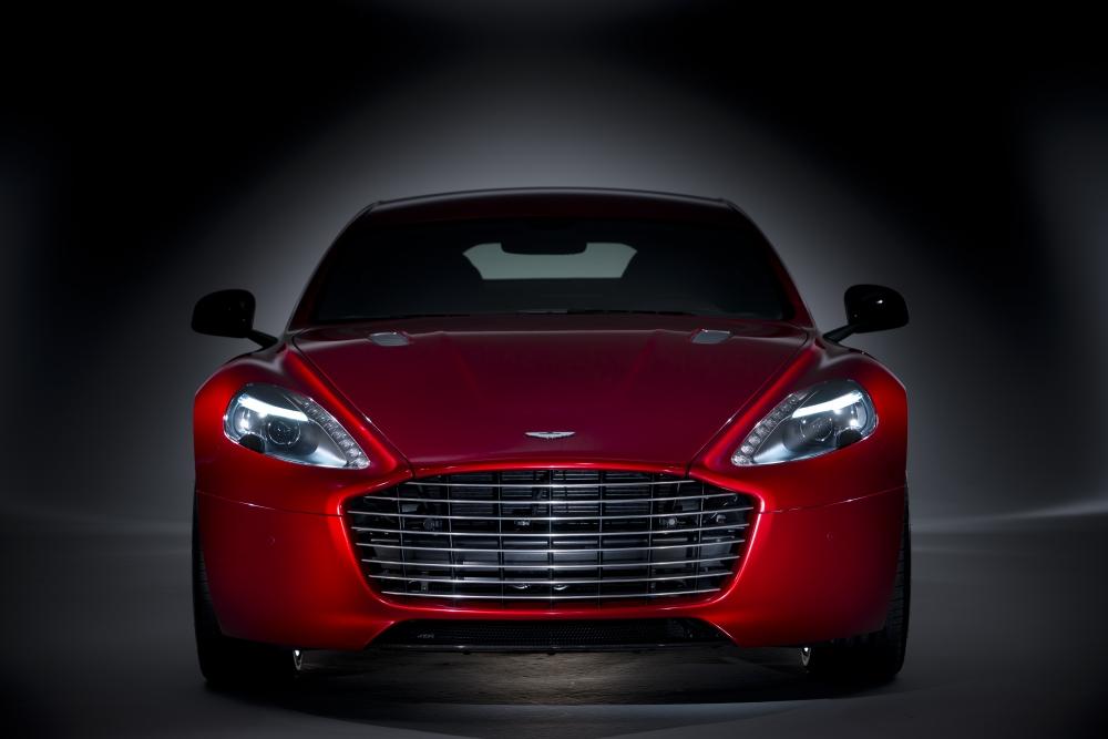 Aston Martın Rapide S: Daha Fazla Güç, Daha Fazla Güzellik, Aynı Ruh galerisi resim 2