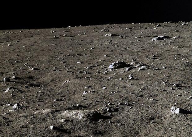 Ay'ın Yüksek Kaliteli İlk Kareleri galerisi resim 3