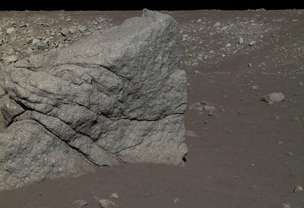 Ay'ın Yüksek Kaliteli İlk Kareleri galerisi resim 8