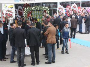 Afacan Plastik Karadeniz'in En Büyüğünü Samsun'a Açtı
